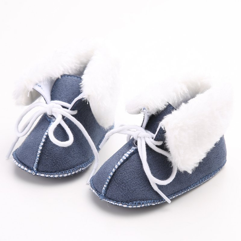 New Hot 5 Colors Newborn Baby Infant Toddler Fashion Winter Super Keep Warm Baby Girls Boy Children First Walkers Boots Booties(China (Mainland))