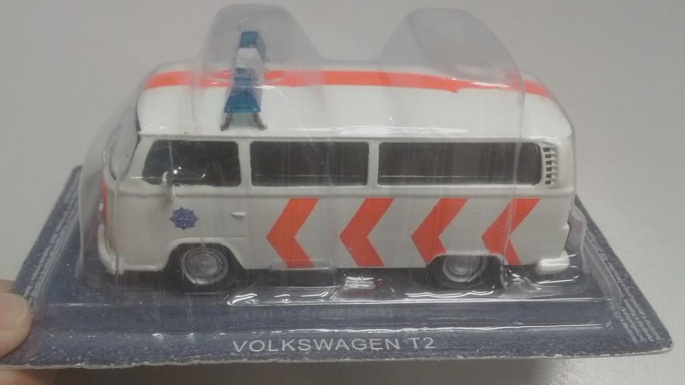 Original IXO Volkswagen T2 VW ambulance<br><br>Aliexpress