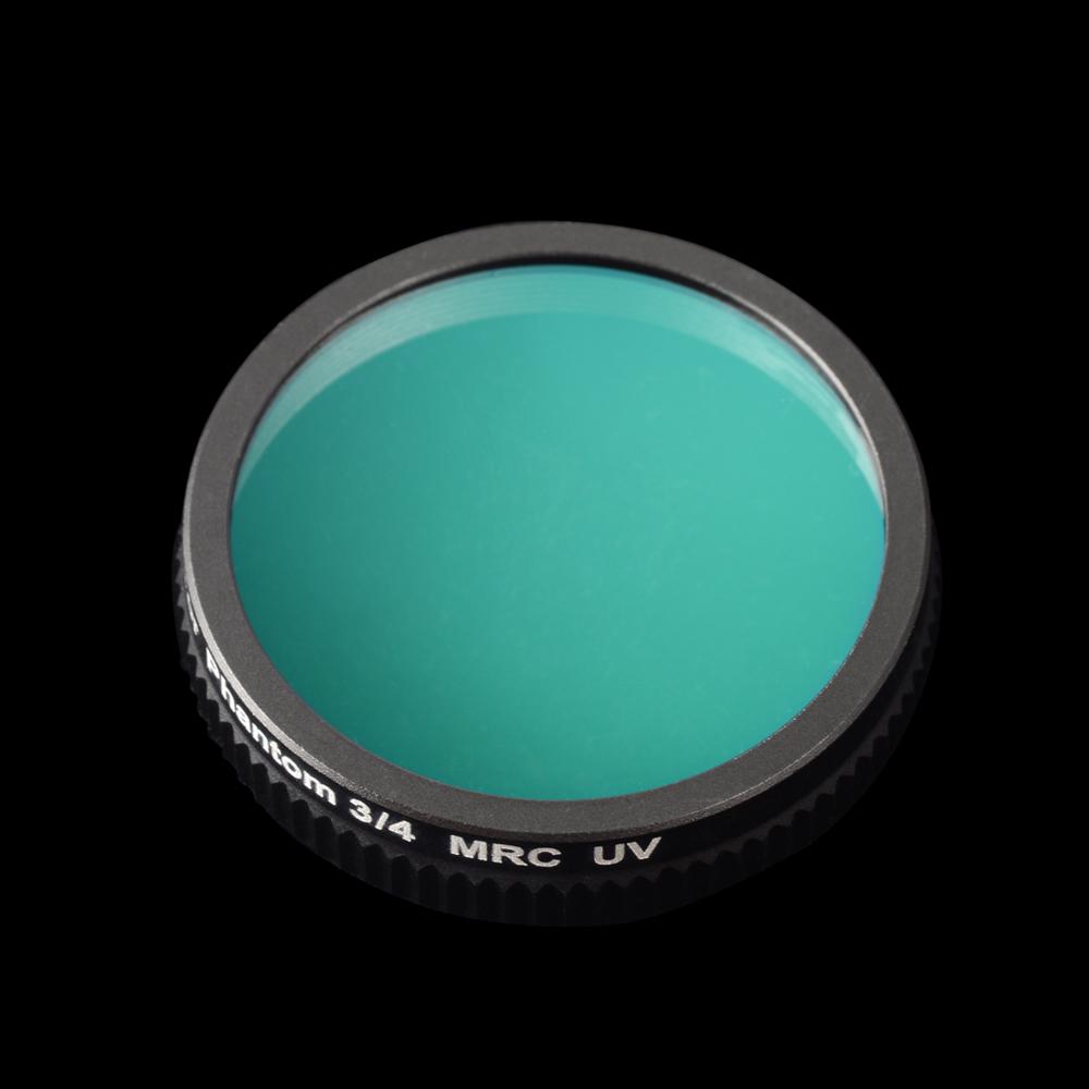 Camera Accessory 16Layer MC-UV Ultraviolet Filter Lens for DJI Phantom3/4 RC364