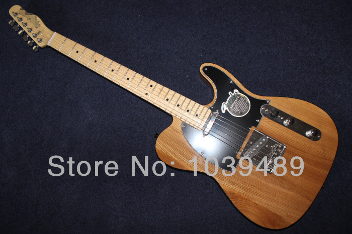 Personality characteristics of transparent color TELE electric guitar EMS free shipping(China (Mainland))