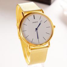 Forme a mujeres reloj de alta calidad de aleación de cuarzo 2015 relojes de lujo nuevo reloj pareja relogio feminino