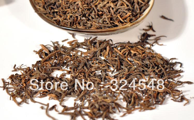 1000g tea shoots puer, senior loose puerh tea,2002 year Ripe puer tea,free shipping<br><br>Aliexpress