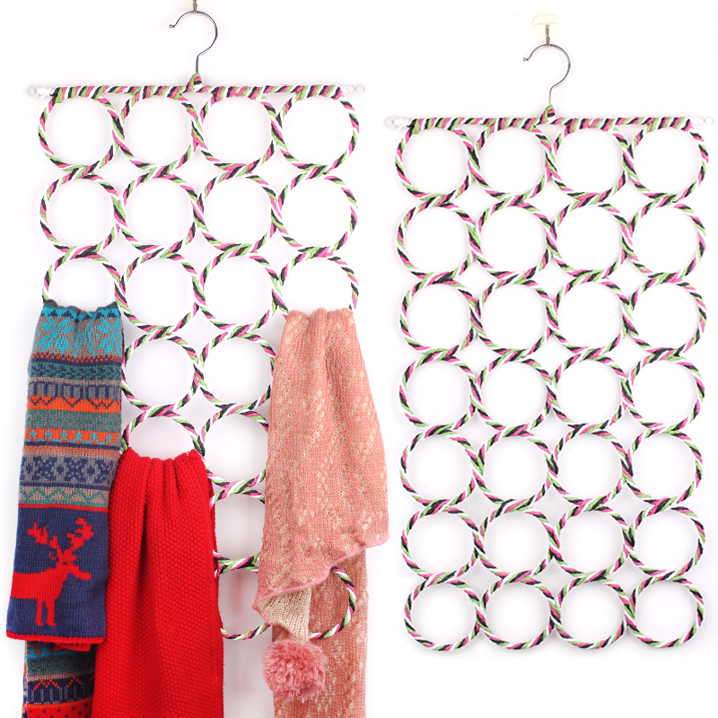 Scarf display shelf kerchief sale exhibition jewelry display stand for scarves rack frame circle hanger holder fashion design(China (Mainland))