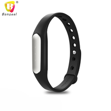 Cheapest 100% Original Xiaomi Mi Band Smart Miband Bracelet For Android 4.4 IOS 8.0  Waterproof Tracker Smart Wristbands