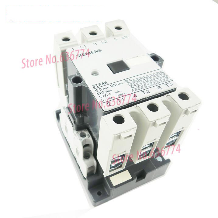 Фотография New contactor 3TF4622-0XF0