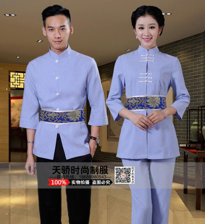 Online buy wholesale medical staff uniform from china for Uniform for spa receptionist