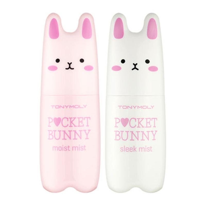 Original Korean Cosmetics Pocket Bunny Perfume Mist 60ml Parfum Women Perfumes Long lasting moisturizing brightening Skin 2 Type(China (Mainland))