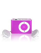 Mini Clip Metal USB MP3 Music Media Sport Player Support earphone (TF Card not included)(China (Mainland))