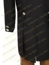 Full Length Mens Steampunk Coat