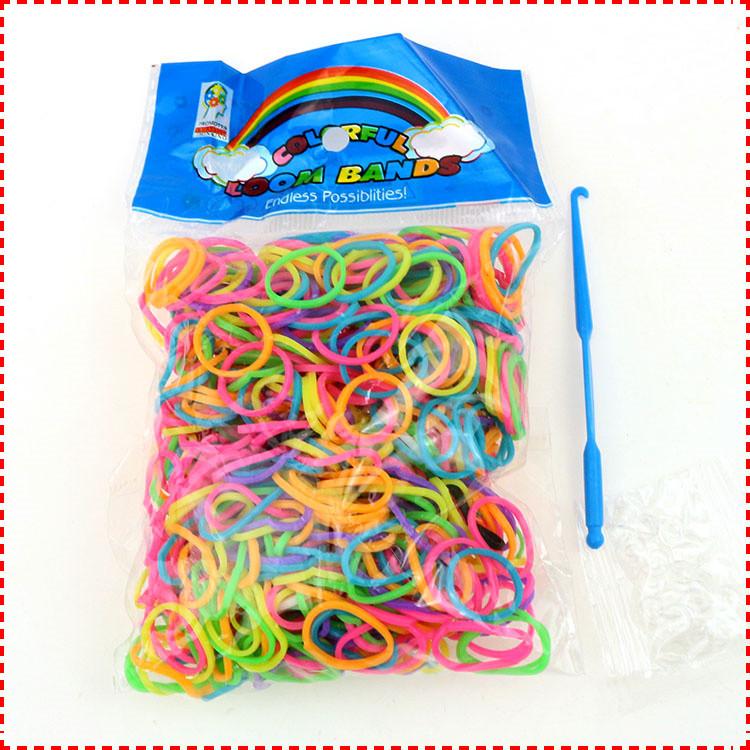 Gum For Bracelets  Loom Bands Rubber Bands Bracelets  (6)