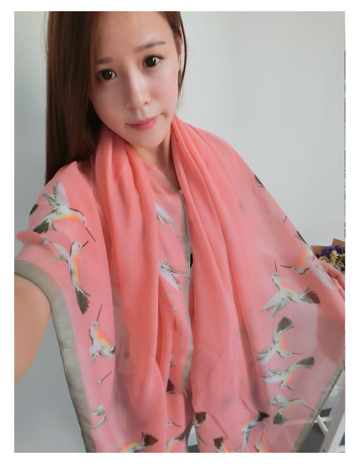 new free shipping hijab autumn winter women desigual scarves ladies infinity cachecol scarf female Printed Cotton shawls Wraps(China (Mainland))