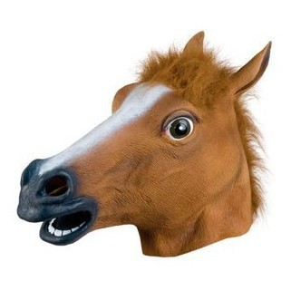 Manufactor Supply commodity Jiangnan style Horses Jun Halloween cos Mask Ma Mask Ma A head set<br><br>Aliexpress