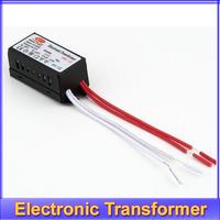 1pcs/lot AC 220V to 12V 20W Halogen Lamp Electronic Transformer Power Supply LED Driver