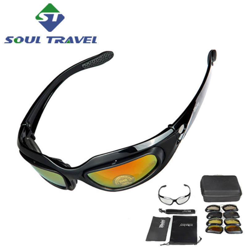 4 lens multi polyurethane cycling bicycle tactical military glasses bike sunglasses goggles eyewear frame ciclismo bicicleta hot