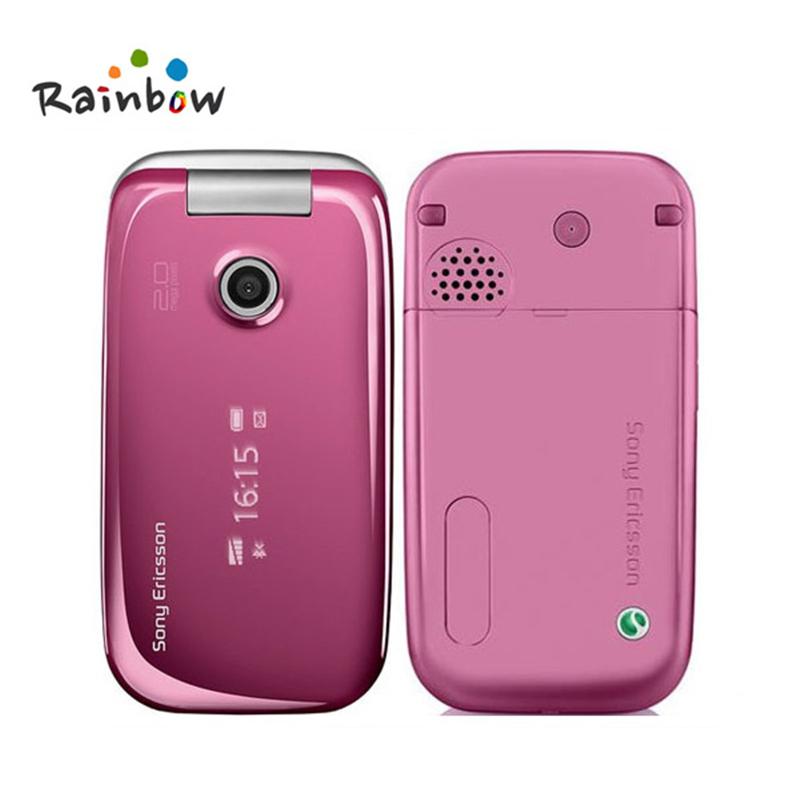 Z610 Original SonyEricsson Z610i 3G Bluetooth Jave Mobile Phone Free Shipping Refurbished(China (Mainland))