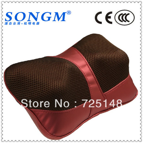 Professional 3D Home and Car Massager Car massage pad