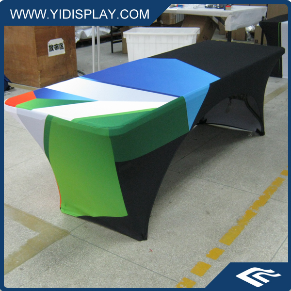 Shimmer Striped Black Table Cloth(China (Mainland))