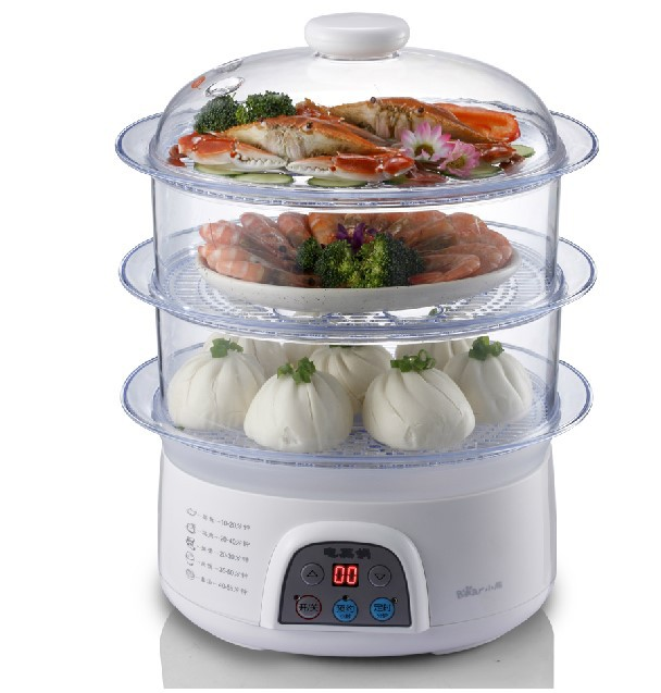 Large Electric Food Steamer ~ Bear dzg steamer multifunctional large capacity