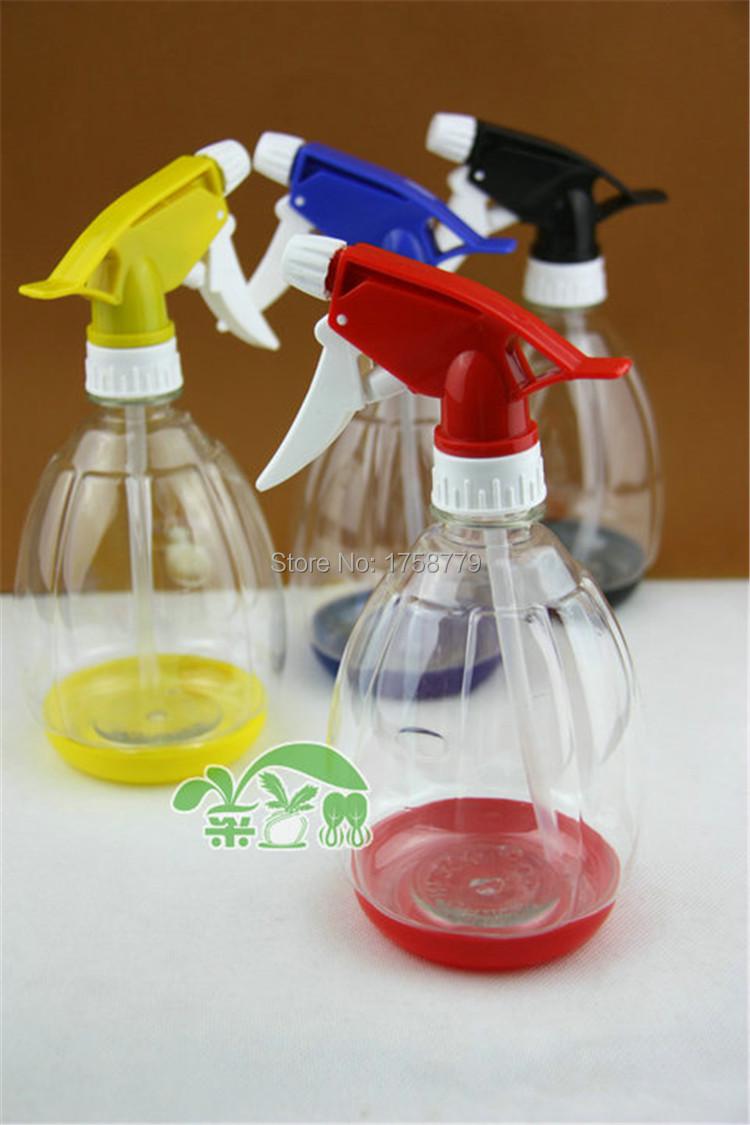 Free shipping 2015 fashion gardening manual hand pressure sprayer manual and garden spray 500 ml three units / lot(China (Mainland))