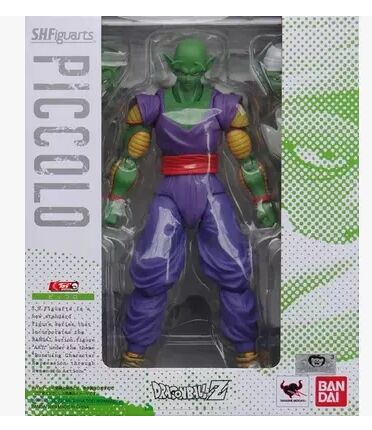 BANDAI SHF anime Dragon Ball Z Piccolo Action Figure Toy Model Limited edition(China (Mainland))