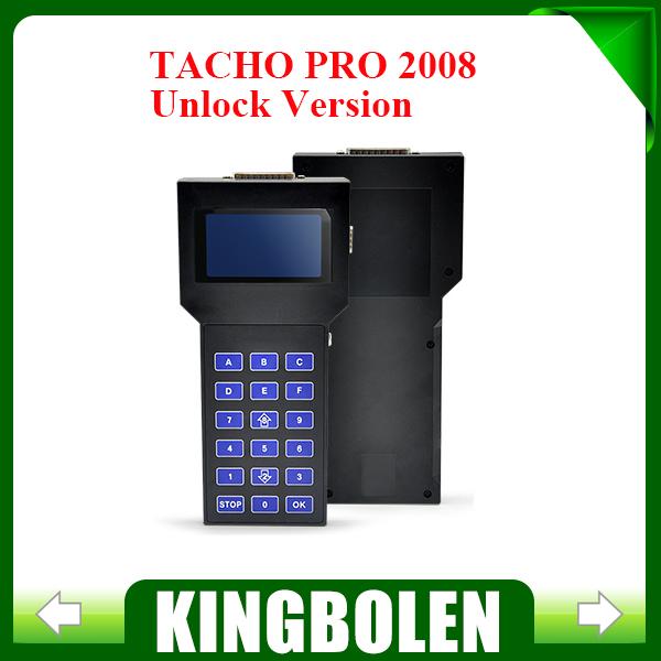 2015 Super TACHO PRO 2008 Unlock Version Odometer Correction Universal Programmer Tacho 2008(China (Mainland))
