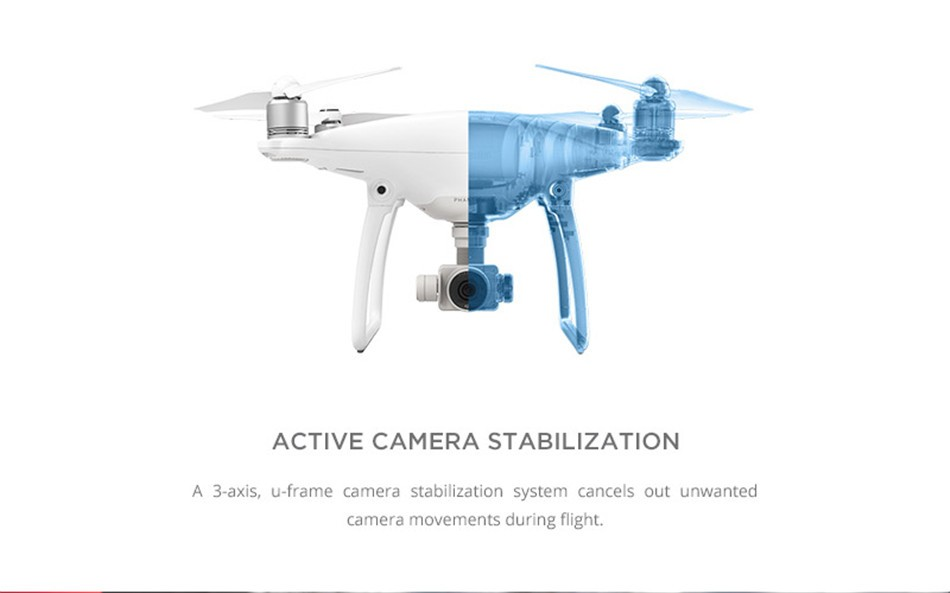 2016 dji phantom 4 visual monitoring follow me, tapfly, sports mode, the detection systemrc obstacles quadcopters