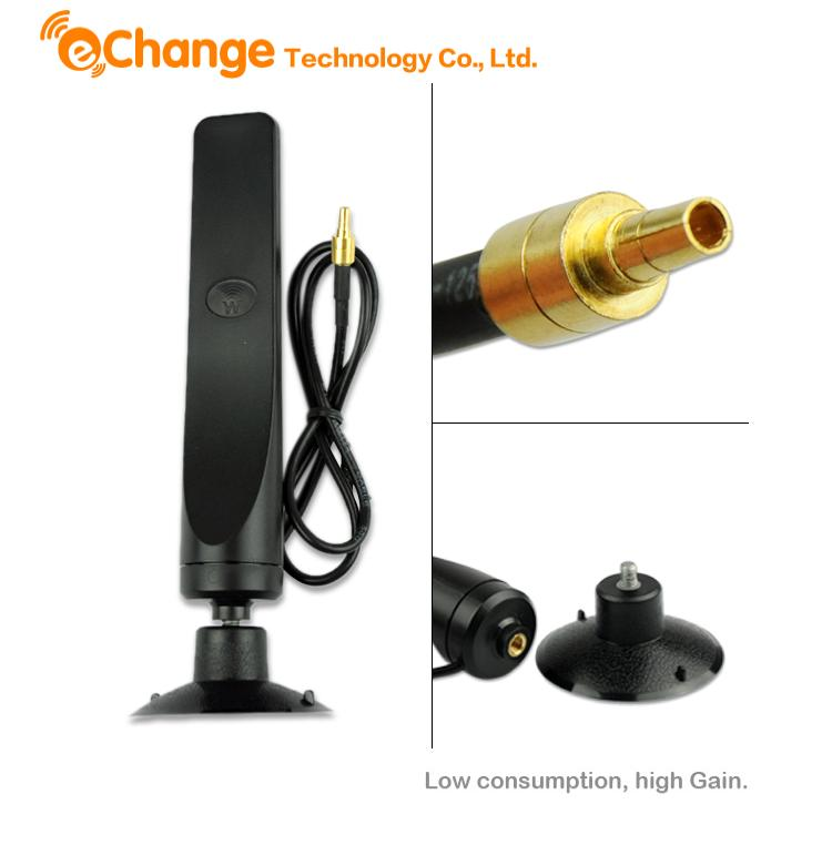 EL0464 12dbi 3G Antenna Aerial CRC9 Plug For Huawei 3G USB Modem PCI Card Router(China (Mainland))