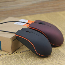 Mini Cute Wired Mouse USB 2.0 Pro Office Mouse Optical Mice For Computer PC Mini  Pro Gaming mouse(China (Mainland))