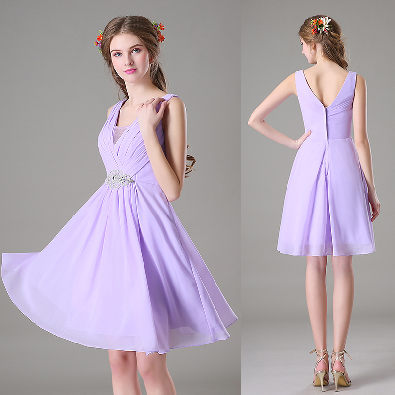 Vestido De Festa Affordable Junior Bridesmaid Dress Summer ...