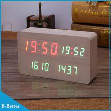 8G Mosque Prayer Clock Digital Quran Speaker Free al quran mp3 coran Azan Clocks Islamic Products full English French - B-Better store