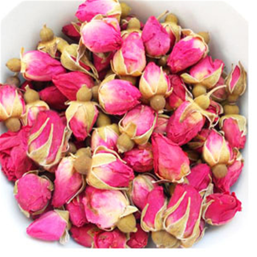 Chinese Natural Dried Rose Scented Tea 500g Flower Rose Buds Tea Perfumes and Fragrances Rose Tea Flower Bud Women Beauty(China (Mainland))