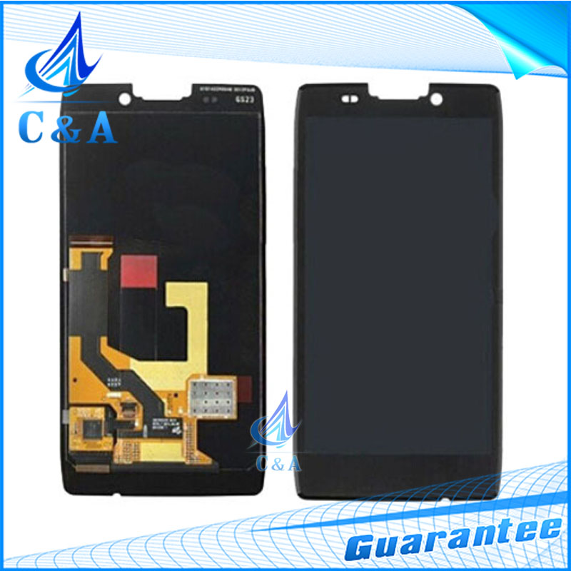 10pcs/lot Free EMS/DHL Shipping Replacement Parts for Motorola RAZR HD XT925 XT926 LCD Display Screen with Touch Digitizer(China (Mainland))