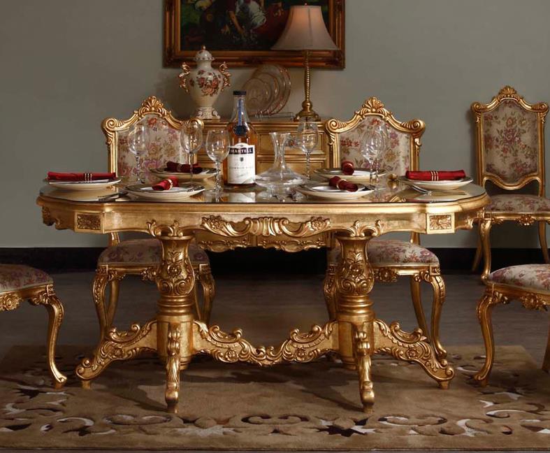Online kopen wholesale italiaanse stijl eetkamer meubels uit china italiaanse stijl eetkamer - Dining barokke ...