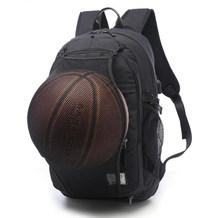 Bolsas de gimnasio para deportes al aire libre para hombre, mochilas de baloncesto, mochilas escolares para adolescentes, mochila de fútbol, bolsa de ordenador portátil, Red de fútbol bolsa de gimnasio(China)