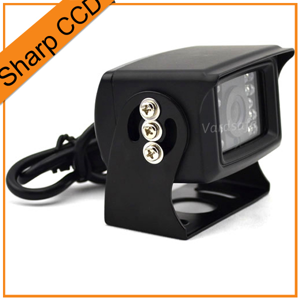 Truly Waterproof CCD Heavy Duty Rear View Camera For Truck With Night Vision Free Shipping Type VS804<br><br>Aliexpress