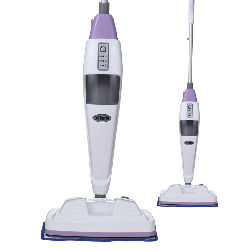 Free shipping electric power steam mop mopping machine multifunction electric Steam Cleaners(China (Mainland))