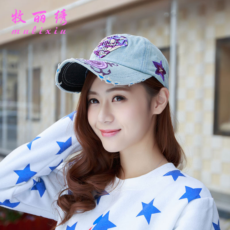 Summer Style Hats Arrival Snapback Cap South Korea's Spring Cotton Hat Korean Letters Outdoor Leisure Fashion Baseball Factory (China (Mainland))