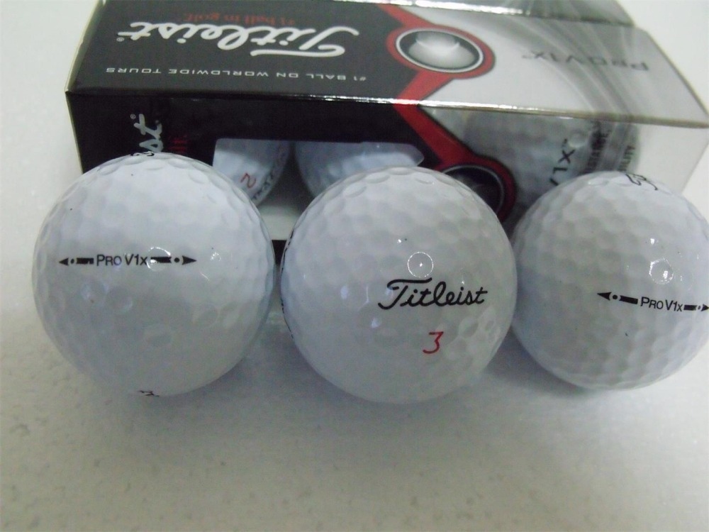 new Best Selling!12 in a box V1 upscale golf sponge golf balls Soft golf balls Free Shipping(China (Mainland))