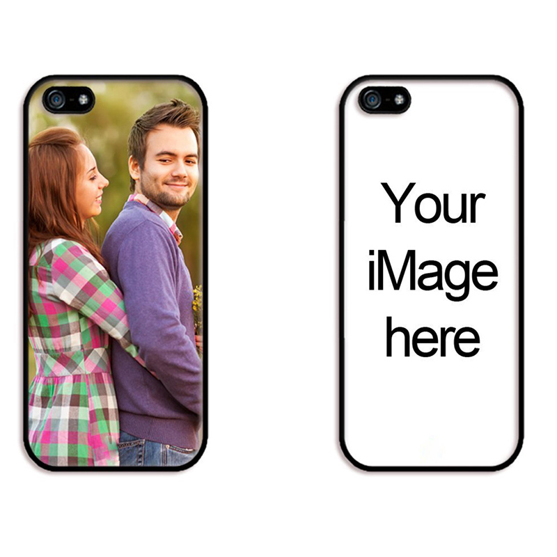 3D Printed DIY Name Logo Black Letter or Photo Customized Hard Phone Cases For Samsung Galaxy S3 S4 S5 S6 S6Edge S7 S7Edge Cover(China (Mainland))