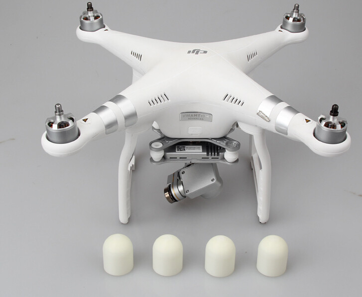 4pcs lot 3d print motor protective case for dji phantom 2 for Dji phantom 2 motor specs