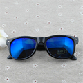 New Fashion Vintage Women Men Sunglasses Leisure Goggles Sun Glasses Retro Mirrored Feminine Masculine Reflective Glasses