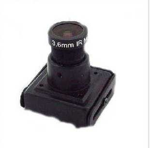 FPV dedicated 550 line high-definition image transmission color camera (only 28.8g) aerial special