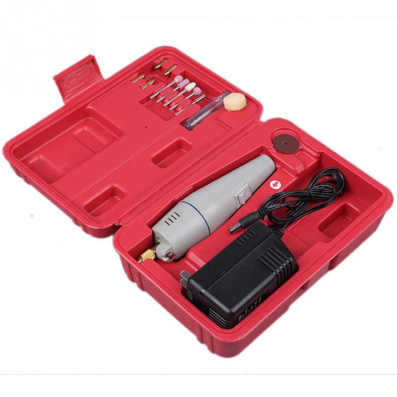 New Electric Drill Set Hand Drill Mini Small Portable Home Electric Tools with 12V For Drilling