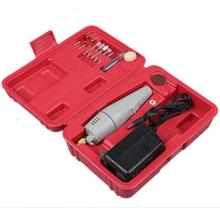 New Electric Drill Set Hand Drill Mini Small Portable Home Electric Tools with 12V For Drilling Grinding