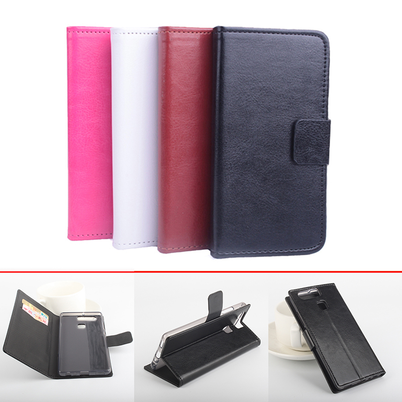 High Quality New Original HuaWei P9 Leather Case With Wallet Flip Cover for HuaWei P9 Case Phone Cover In Stock HuaWeiP9 P 9