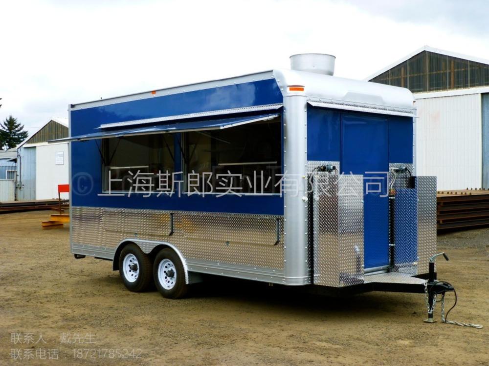 Achetez en gros alimentaire remorque en ligne des for Remorque cuisine mobile