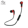 TTLIFE Bluetooth 4 1 Wireless Headphones Stereo Sports Handsfree Sweatproof Earphone With Mic for iPhone 7