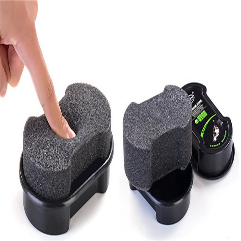 Leather Polishing Cleaning liquid wax shining polisher Shoe Boot bag sofa(China (Mainland))