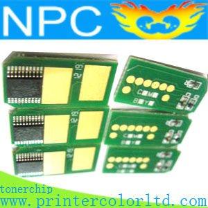 chips  Cyan Print Cartridge  for OKIDATA cartridge printer reset chip C 362-dn chip/for OKIDATA-free shipping
