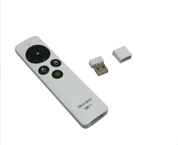 NEW Arrival!!!MiNi Air Mouse RC9 Gyroscope model operation 2.4G RF wireless ,for tv dongle,PC,smart TV